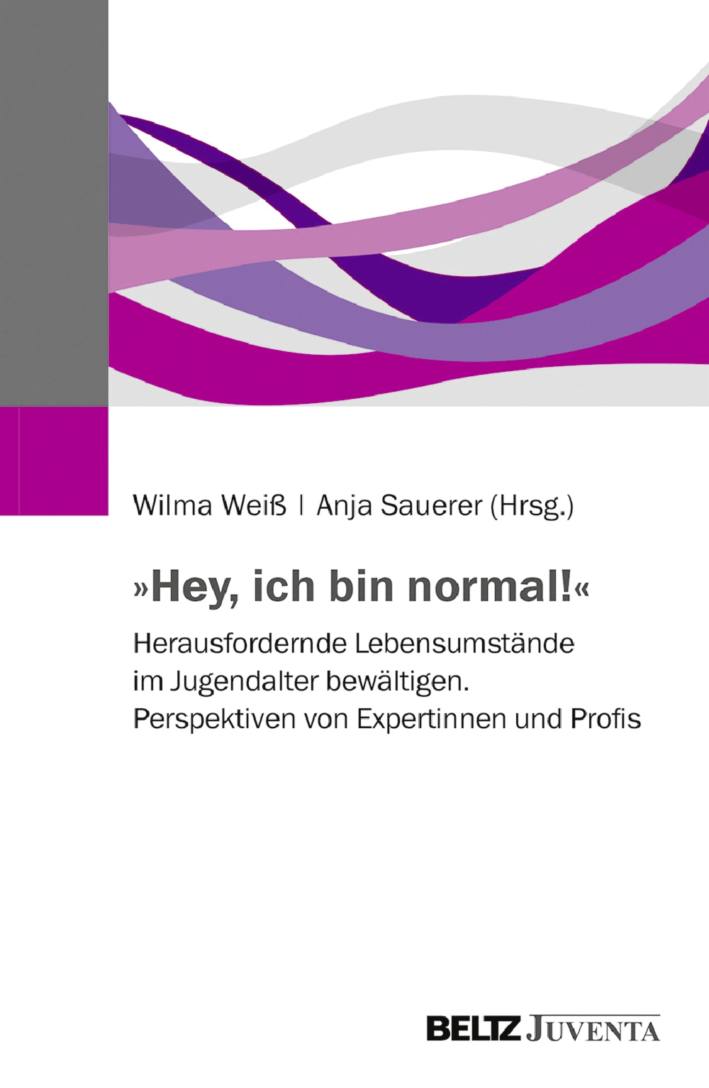 Literatur: Hey, ich bin normal!